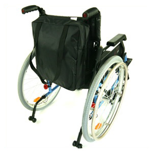 Budget Wheelchair Bag-Black