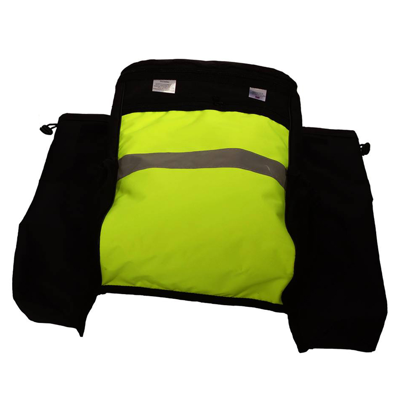 Fluorescent Crutch and Walking Stick Bag